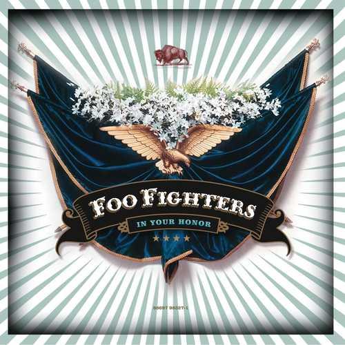 FOO FIGHTERS - In Your Honor 2xLP