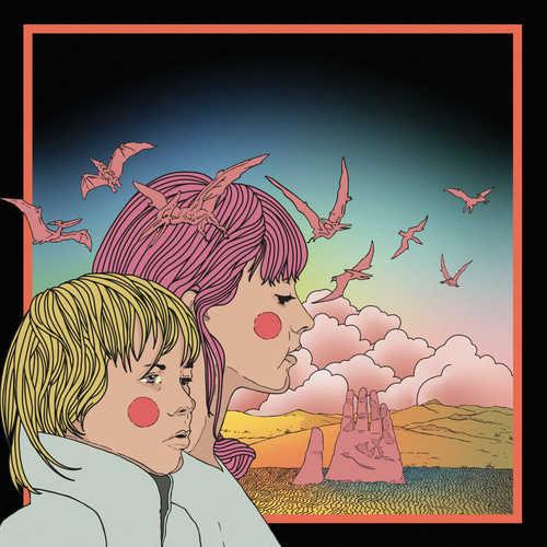 STRFKR - Reptilians [10-Year Anniversary Edition] 2xLP (Clear Emerald & Clear Pink Vinyl)
