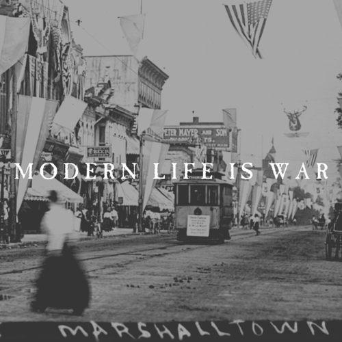 MODERN LIFE IS WAR - Witness: Reissue LP (Clear W/ Silver/Black Splatter Vinyl)