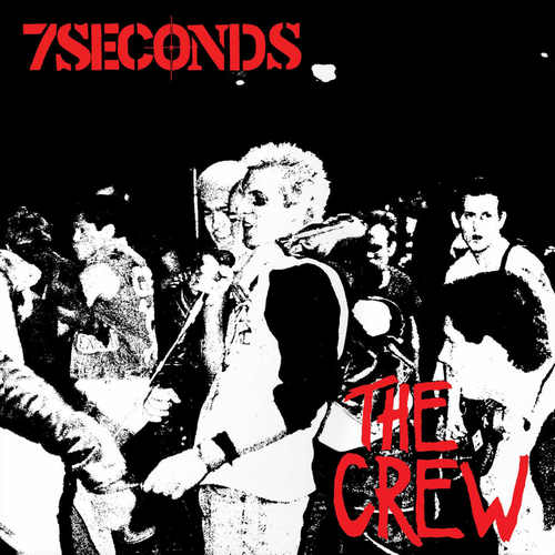 7 SECONDS - The Crew: Deluxe Edition LP