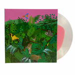 TURNOVER - Good Nature LP Pink In Clear Vinyl