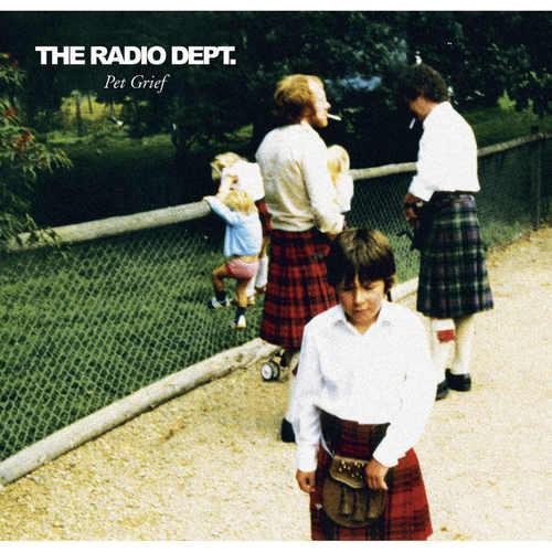 RADIO DEPT., THE - Pet Grief LP