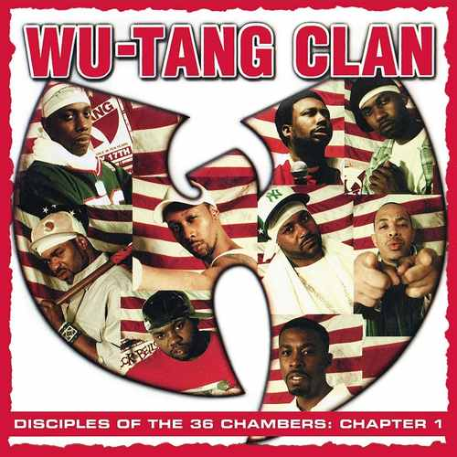 WU-TANG CLAN - Disciples Of The 36 Chambers Chapter 1 2xLP