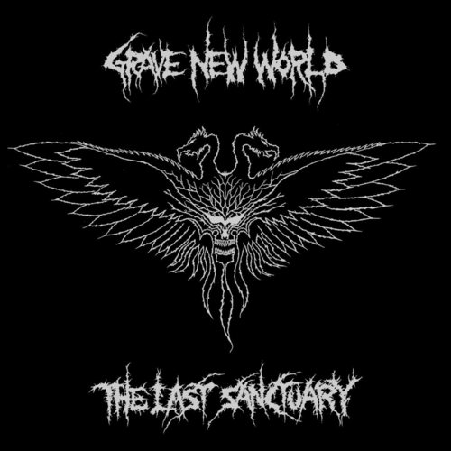 GRAVE NEW WORLD - The Last Sanctuary LP