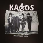 KAAOS - Ei Enää Kipua Ei Tuskaa LP yellowred marble vinyl