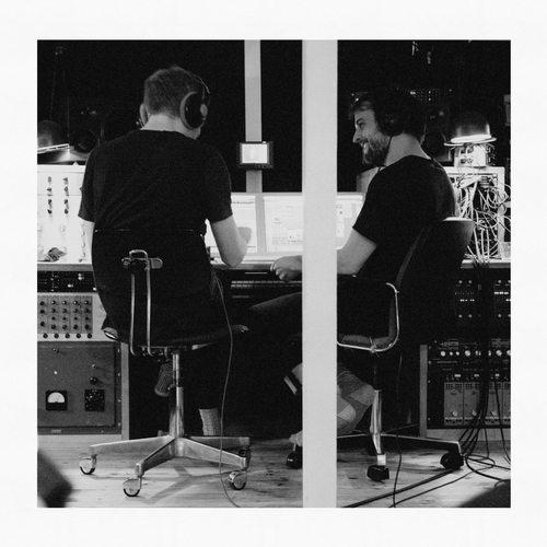 NILS FRAHM & OLAFUR ARNALDS - Trance Frendz LP