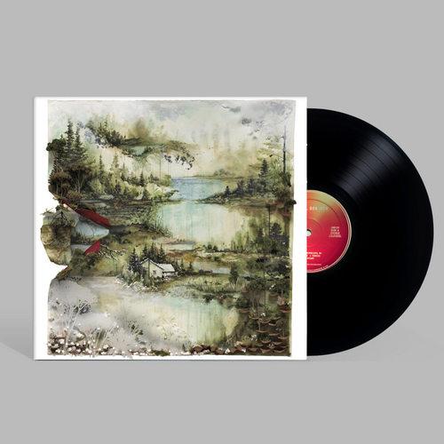 BON IVER - Self-Titled LP