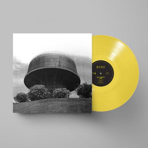 ROYAL HEADACHE - High LP Beer Yellow vinyl