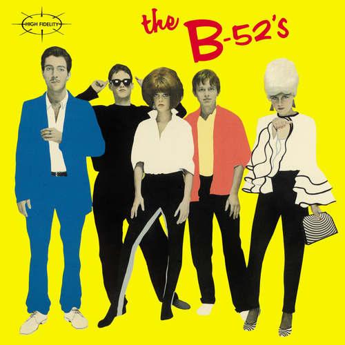 B-52S, THE - Self-Titled LP