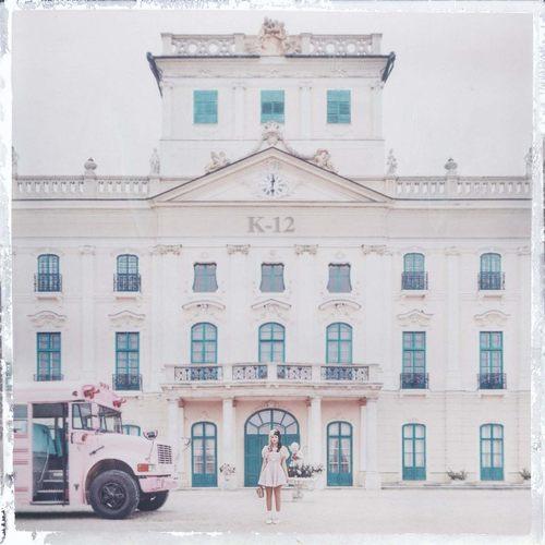 MELANIE MARTINEZ - K-12 LP (Pink Vinyl)