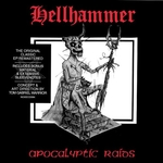 HELLHAMMER - Apocalyptic Raids 12 180gram vinyl