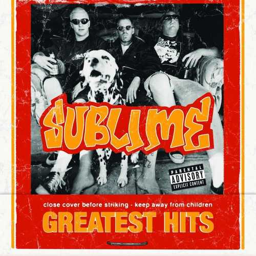 SUBLIME - Greatest Hits LP