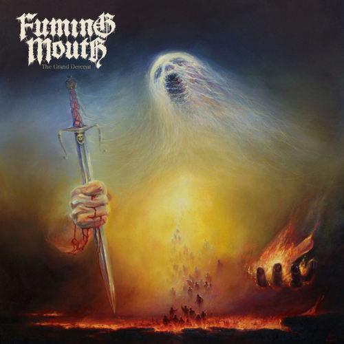 FUMING MOUTH - The Grand Descent LP (Colour Vinyl)