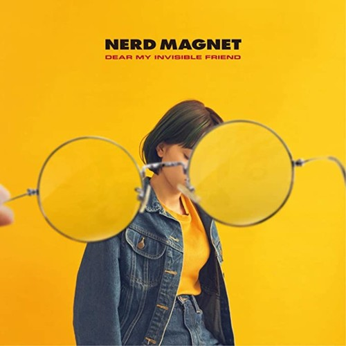 NERD MAGNET - Dear My Invisible Friend LP+7