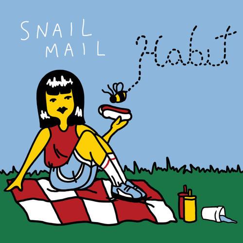 SNAIL MAIL - Habit 12EP