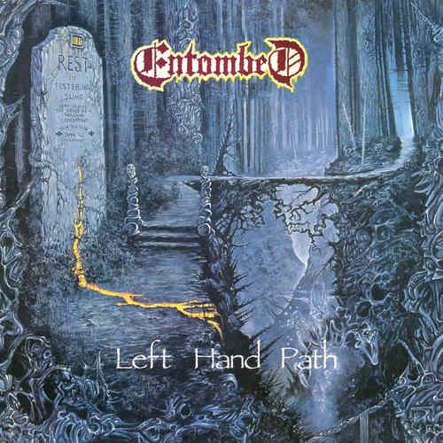 ENTOMBED - Left Hand Path LP
