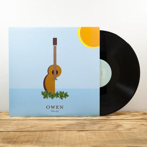 OWEN - The EP 12EP 180g