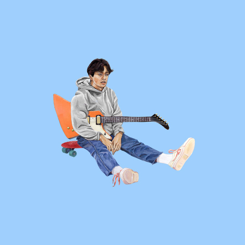 BOY PABLO - Soy Pablo 12EP Light Blue Vinyl