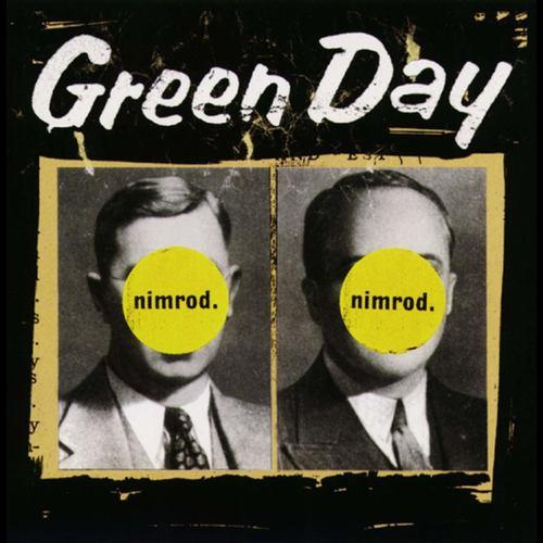 GREEN DAY - Nimrod 2xLP