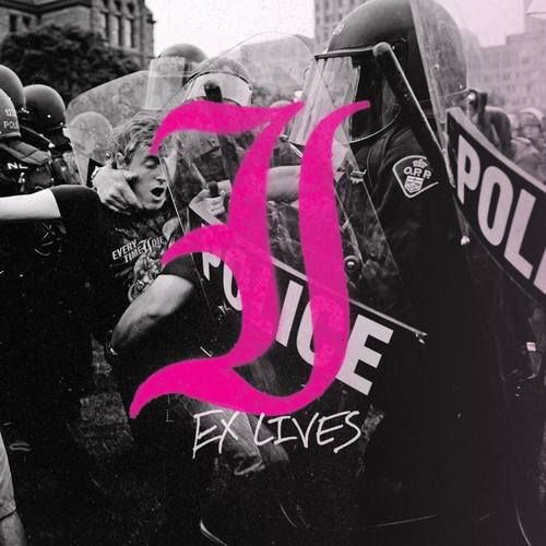 EVERY TIME I DIE - Ex Lives LP