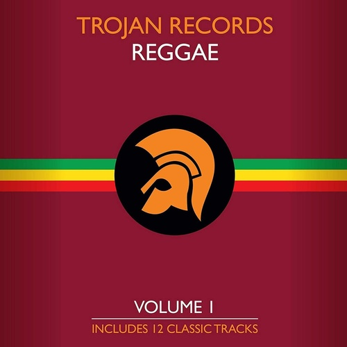 VA - Trojan Records Reggae Vol 1 LP