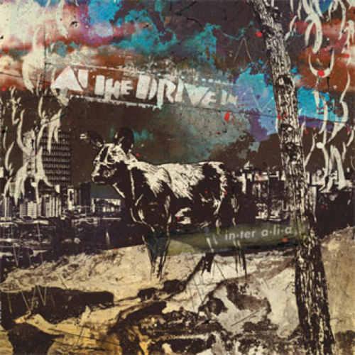 AT THE DRIVE-IN - In-Ter A-Li-A LP