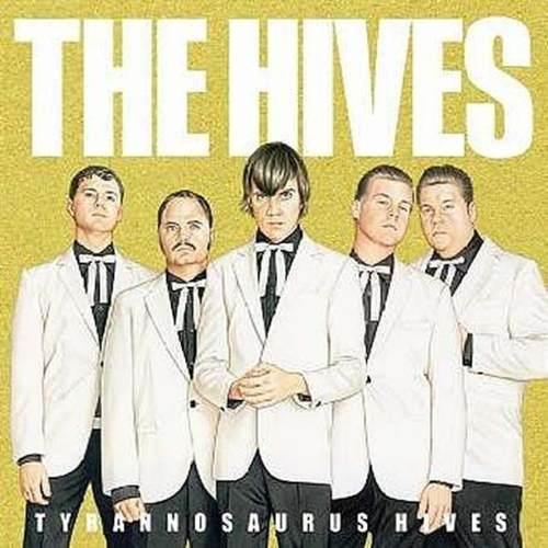THE HIVES - Tyrannosaurus Hives LP