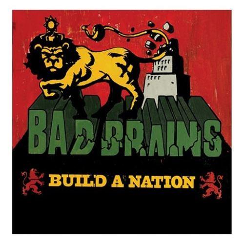 BAD BRAINS - Build a Nation LP