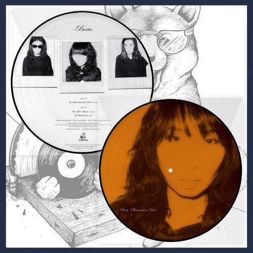 BORIS - Phenomenons Drive LP Picture Vinyl