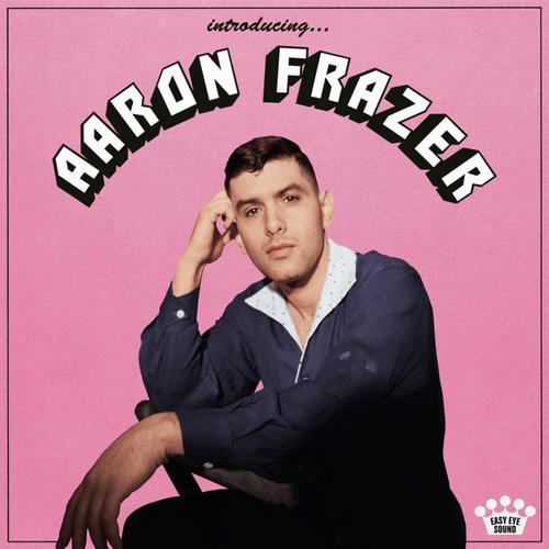 AARON FRAZER - Introducing... LP (Indie Exclusive Limited Edition Translucent Pink Glass LP)