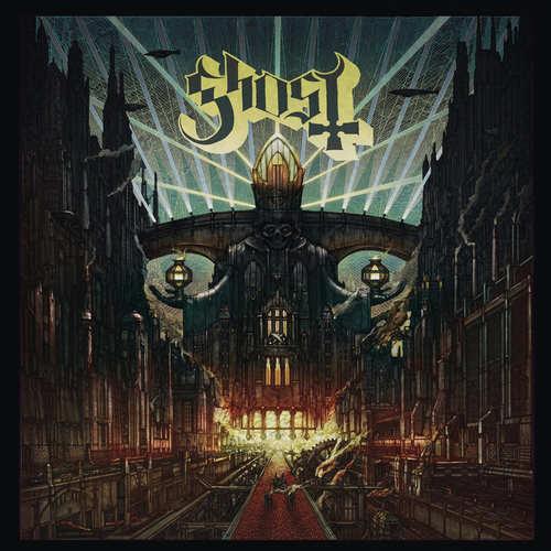 GHOST - Meliora LP