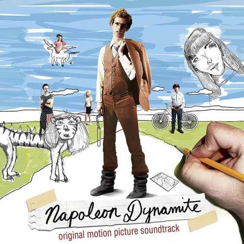 VA - NAPOLEON DYNAMITE O.S.T. 2xLP Colour Vinyl