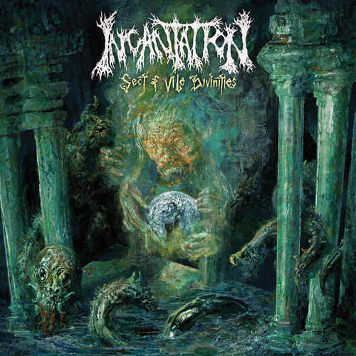 INCANTATION - Sect Of Vile Divinities LP