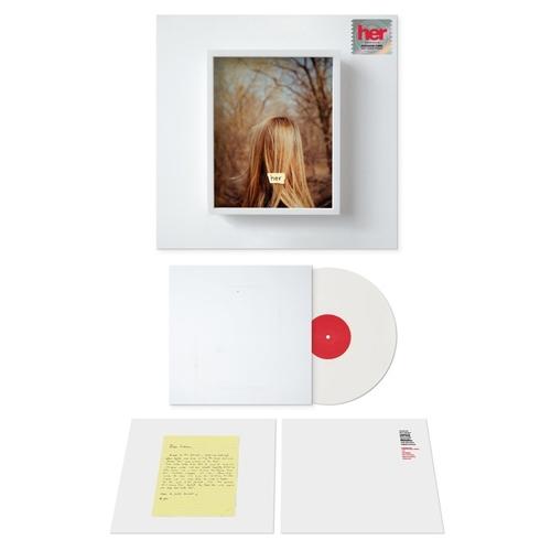 ARCADE FIRE & OWEN PALLET - Her: Original Score LP (White Vinyl)