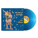 EL MICHELS AFFAIR - Yeti Season LP Clear Blue vinyl