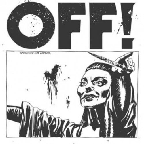 OFF! - S/T LP