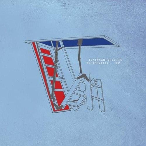 """DEATH CAB FOR CUTIE - The Open Door 12"""" (180G)"""