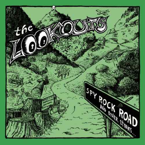 LOOKOUTS, THE - Spy Rock Road (And Other Stories) LP