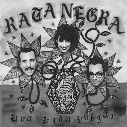 RATA NEGRA - Una Vida Vulgar LP