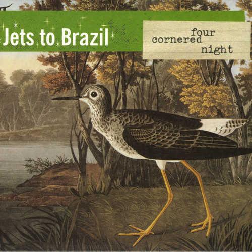 JETS TO BRAZIL - Four Cornered Night 2xLP 180gram Vinyl