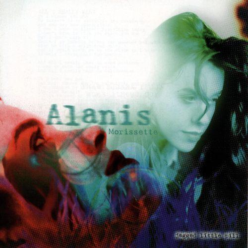 ALANIS MORISSETTE - Jagged Little Pill LP 180g