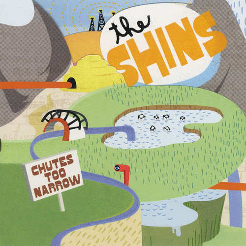 SHINS, THE - Chutes Too Narrow LP