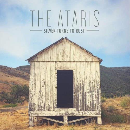 ATARIS, THE - Silver Turns To Rust LP Colour Splatter Vinyl