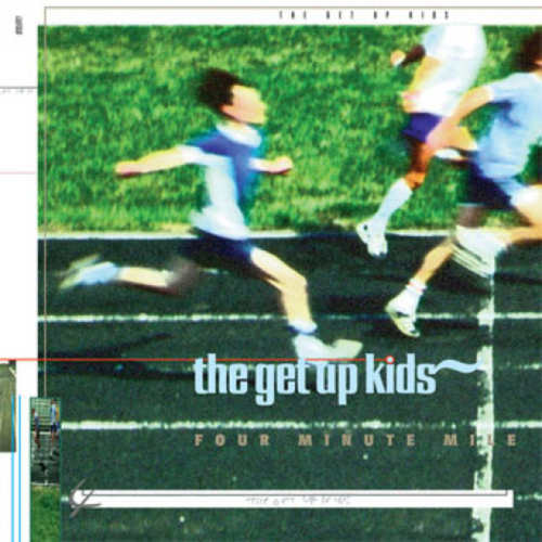 GET UP KIDS, THE - Four Minute Mile LP