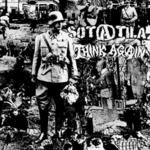"SOTATILA/THINK AGAIN - Split 7"""
