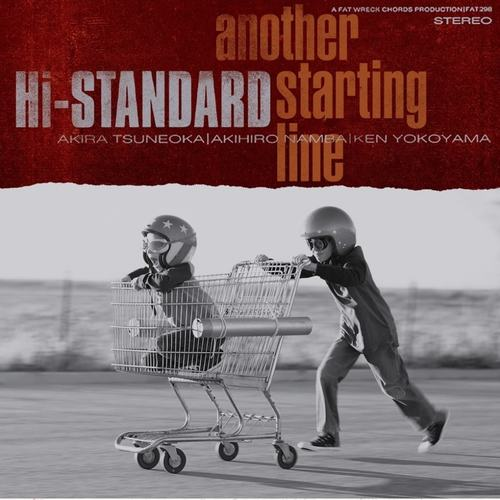 HI-STANDARD - Another Starting Line 7