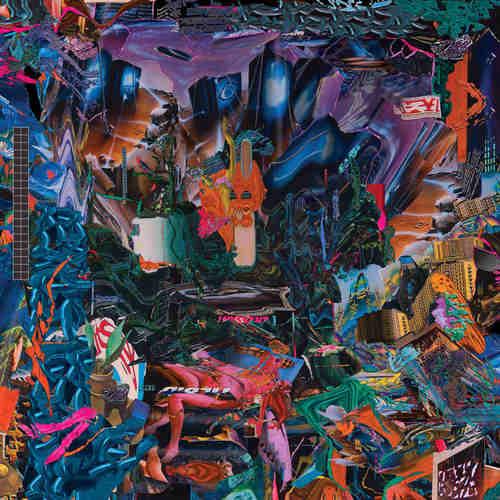 BLACK MIDI - Cavalcade LP