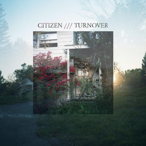 CITIZEN  TURNOVER - Split 7 Colour Vinyl
