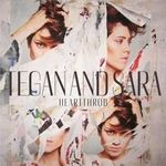 TEGAN AND SARA - Heartthrob LP