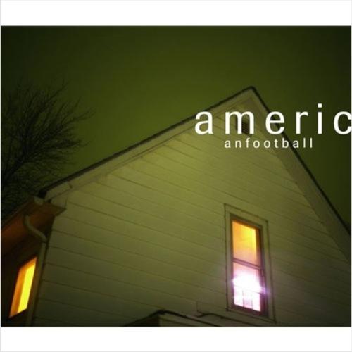 AMERICAN FOOTBALL - LP1 Deluxe Edition 2xLP (Red Vinyl)
